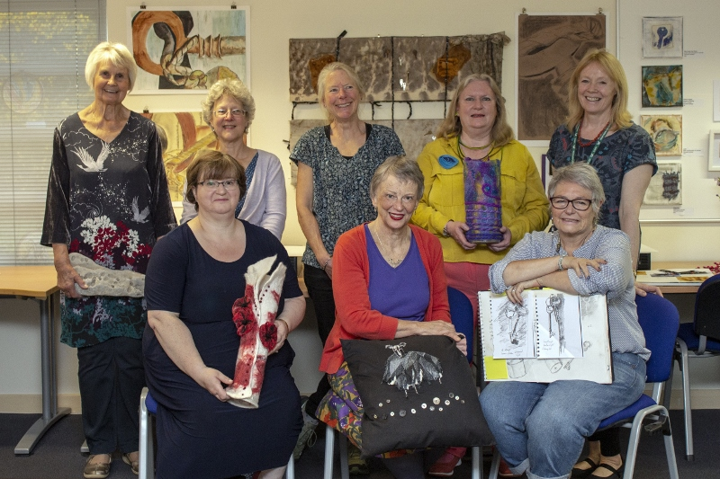3rd Annual Art Exhibition at Auchtertyre